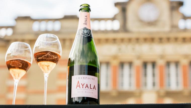 Ayala's Rosé Majeur