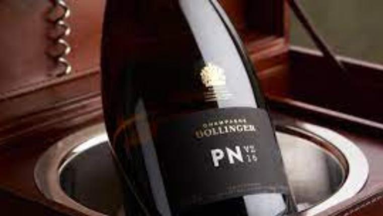 Champagne Bollinger Introduces PN VZ16
