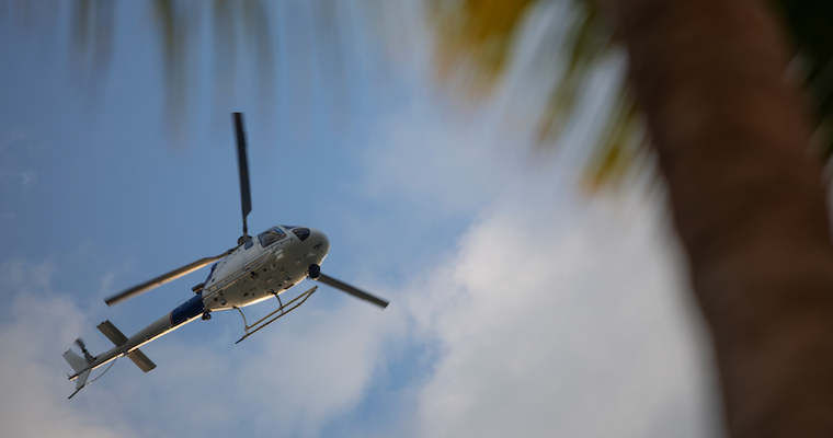 Discover Miami By Helicopter With Benigna Parfums
