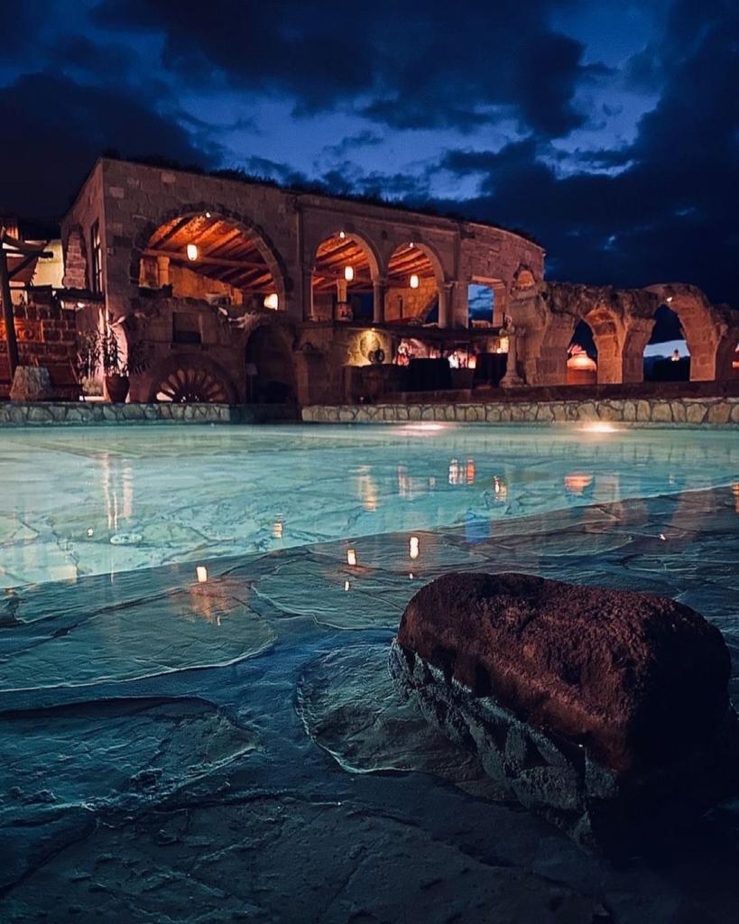 Museum Hotel Cappadocia: Art Retreat