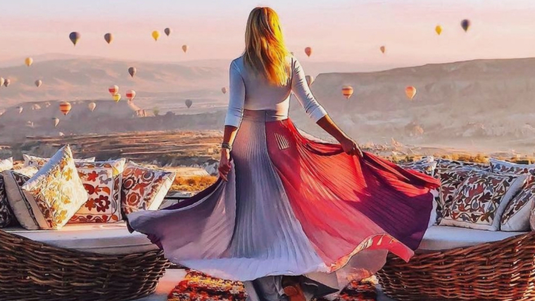 MUSEUM HOTEL CAPPADOCIA: Spice Up Your Your Body & Soul With These Three Retreat