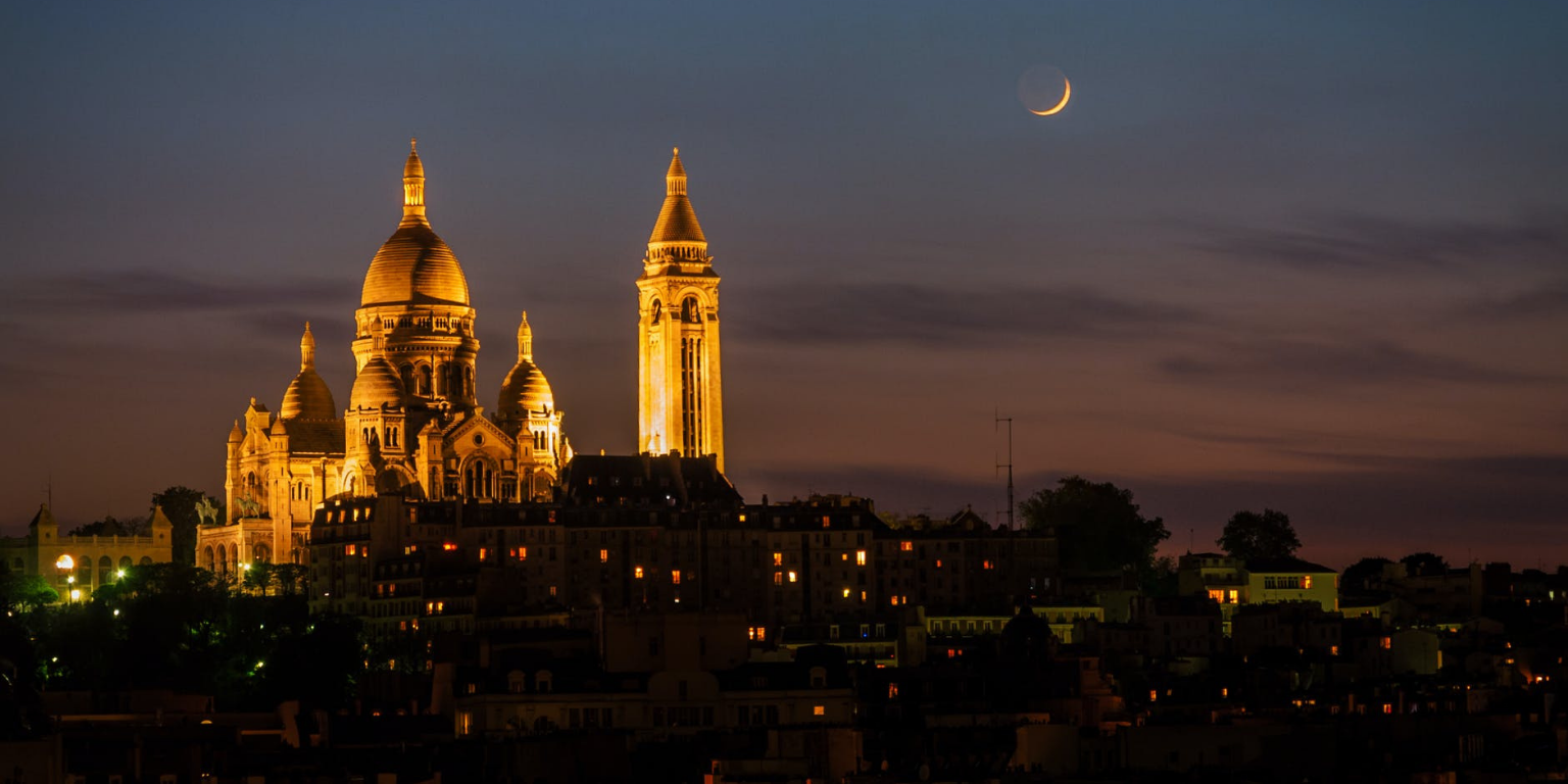 The Montmartre of Picasso with Le Maurice Paris