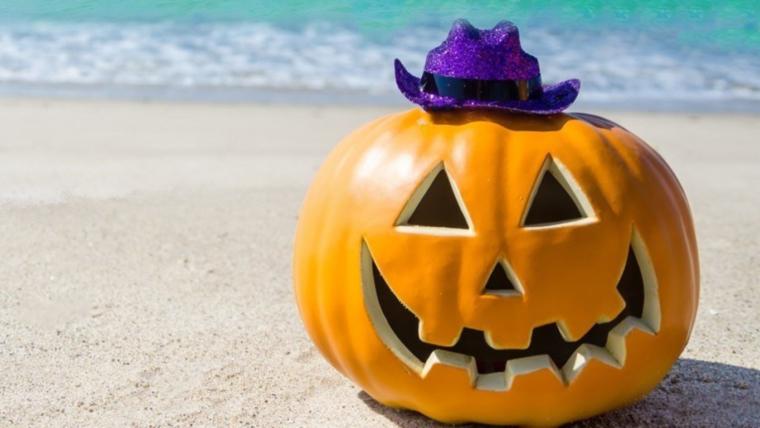 Halloween in Miami Beach