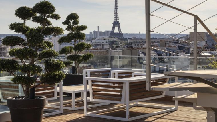 Bowmann Hotel Paris New Spa By TERRAKÉ