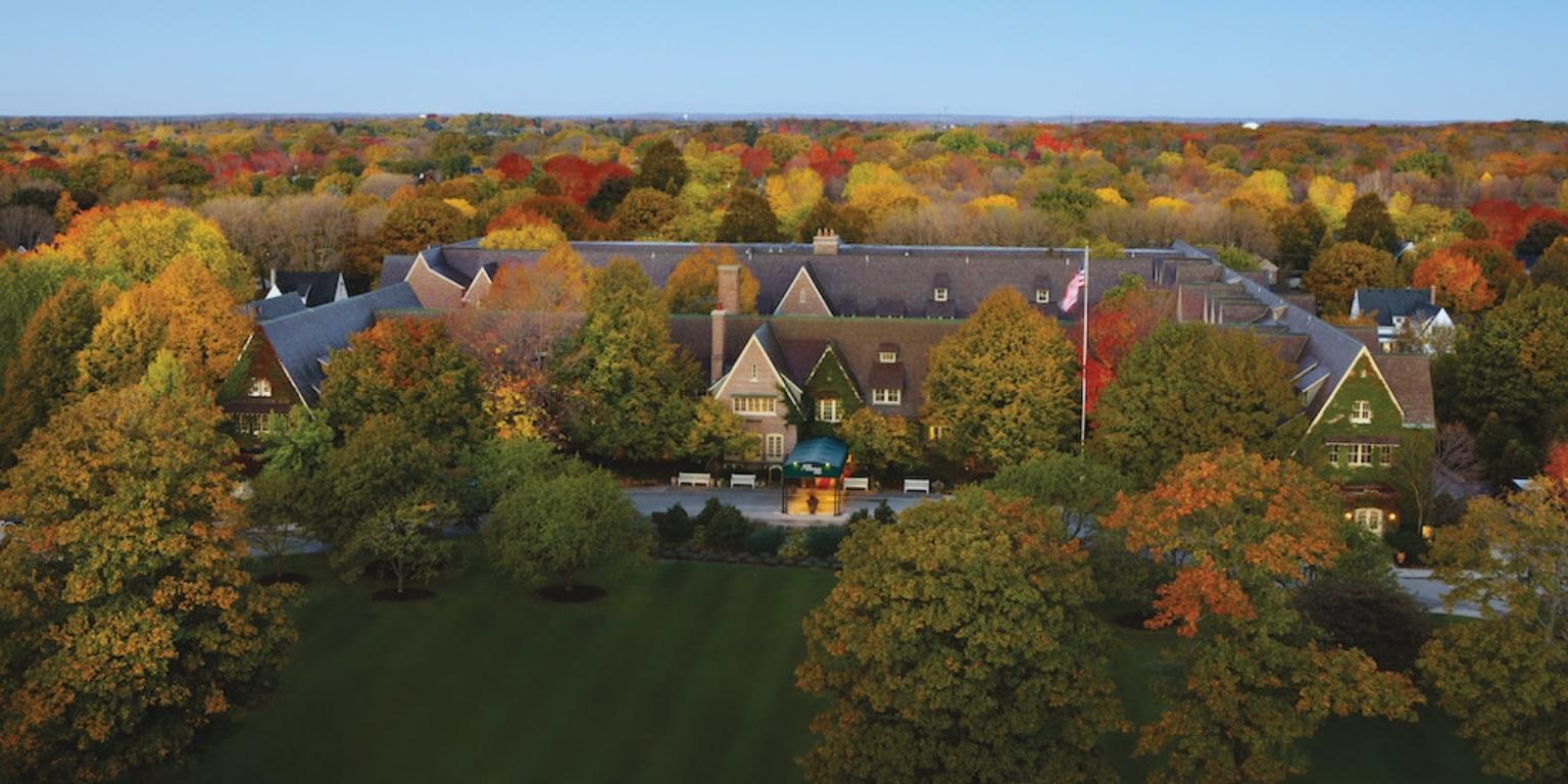 Championship Golf Venues & Luxury Spas At Destination Kohler This Fall