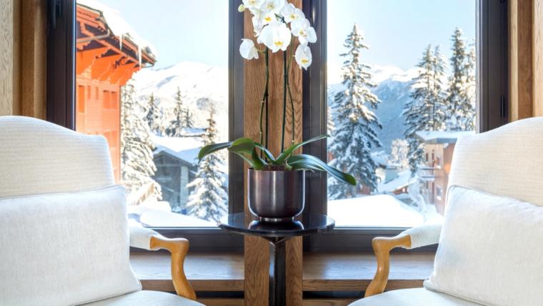 Ski:Aman Le Mélézin Courchevel